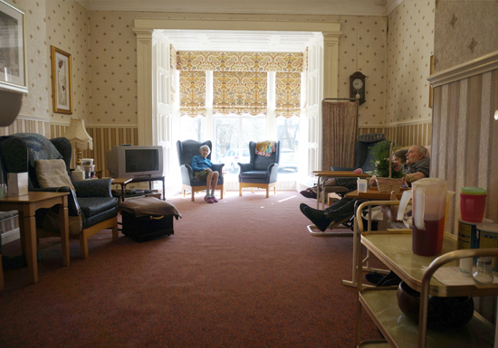Lounge dining turfcote care home rossendale - Lounger for the garden crossword ...