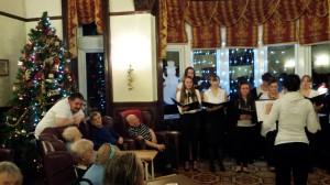 Christmas Choir at Turfcote